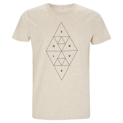 Son Lux Diamond T-Shirt Natural Shirt- Bingo Merch Official Merchandise Shop Official