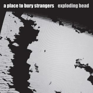 A Place To Bury Strangers Exploding Head LP LP- Bingo Merch Official Merchandise Shop Official