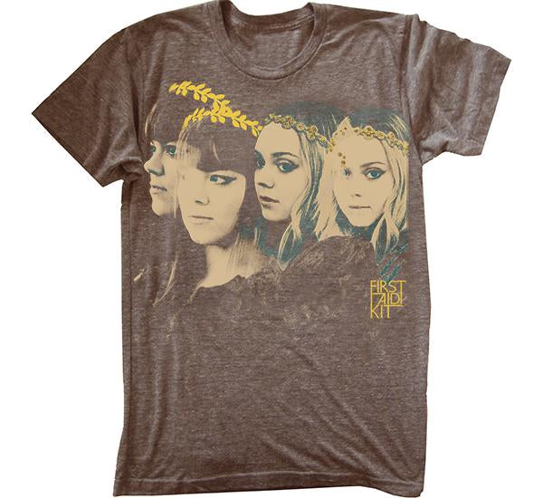 First Aid Kit Portrait T-shirt T shirt- Bingo Merch Official Merchandise Shop Official