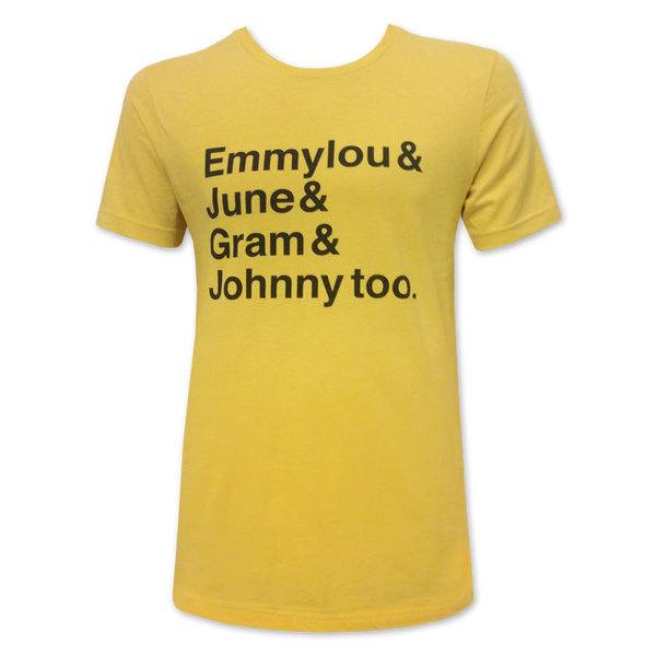 First Aid Kit Emmylou T-shirt T shirt- Bingo Merch Official Merchandise Shop Official