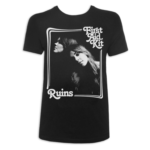 First Aid Kit Ruins T-shirt - Bingo Merch Official Merchandise Shop Official