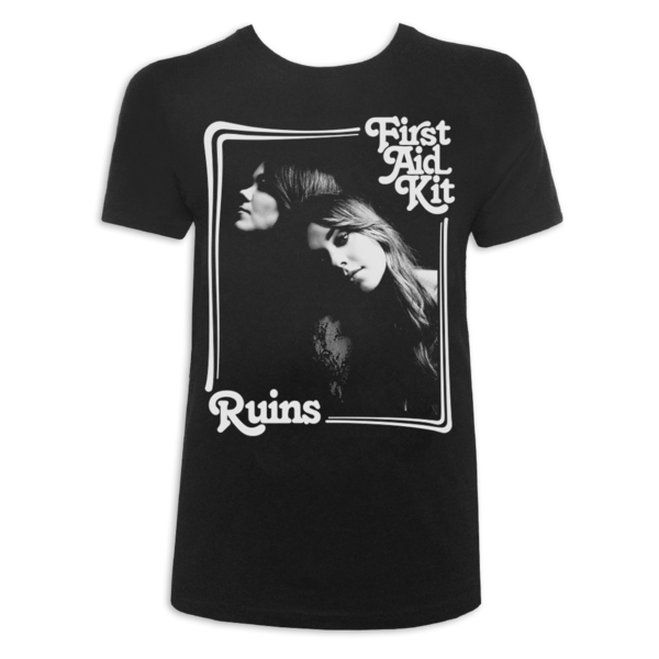 First Aid Kit Ruins Tour T-shirt T shirt- Bingo Merch Official Merchandise Shop Official