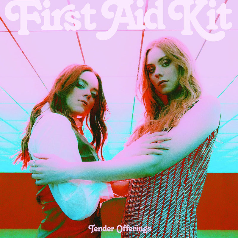 "First Aid Kit Tender Offerings 10"" 10""- Bingo Merch Official Merchandise Shop Official"