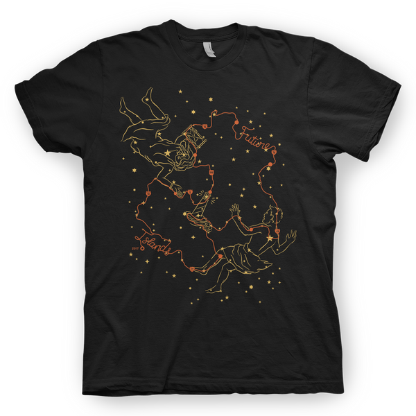Future Islands Tour 2017 T-Shirt- Bingo Merch Official Merchandise Shop Official