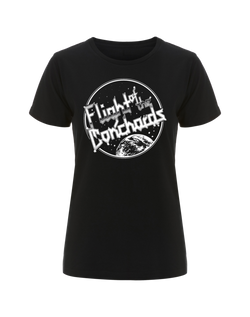 Flight of the Conchords Space Theme - girls T-Shirt- Bingo Merch Official Merchandise Shop Official