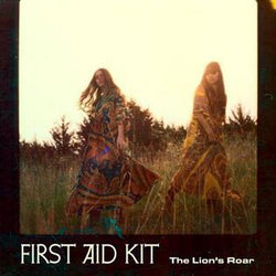 First Aid Kit The Lion's Roar CD CD- Bingo Merch Official Merchandise Shop Official