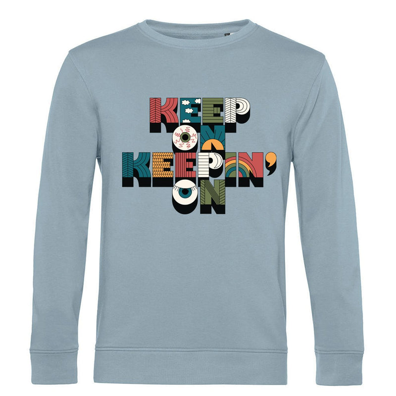 Keep On Keepin' On Sweatshirt - First Aid Kit