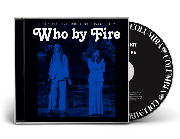 (PRE-ORDER) Who By Fire - CD
