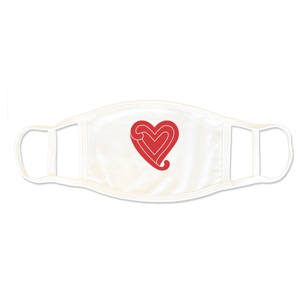 Heart Facemask - First Aid Kit