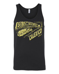 Calexico Follow The Sun tanktop Tanktop- Bingo Merch Official Merchandise Shop Official