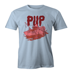 PUP Shark Attack! Tshirt- Bingo Merch Official Merchandise Shop Official
