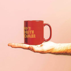 Father John Misty GFC Coffee Mug Mug- Bingo Merch Official Merchandise Shop Official