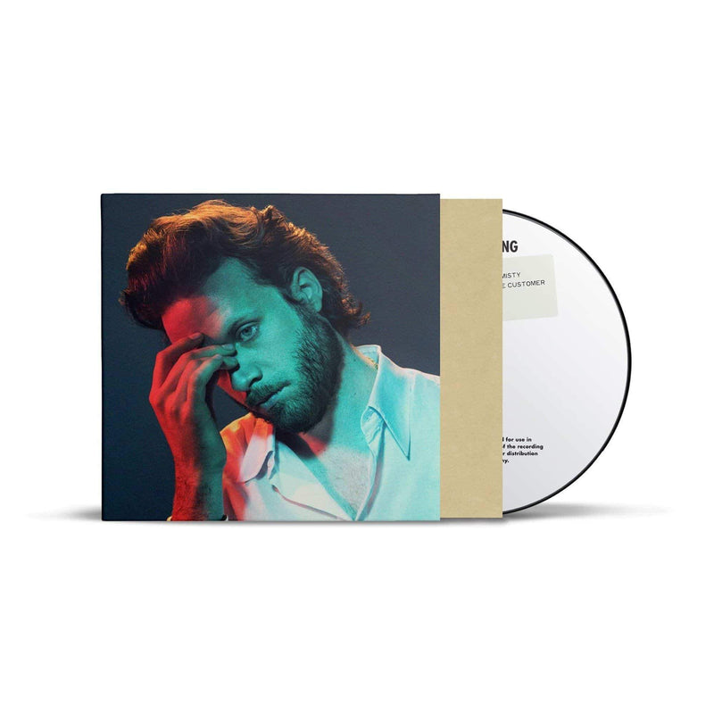 Father John Misty God's Favorite Customer CD CD- Bingo Merch Official Merchandise Shop Official