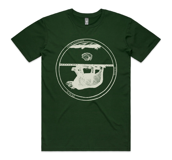 Godspeed You! Black Emperor Bear Forest Green T-Shirt- Bingo Merch Official Merchandise Shop Official