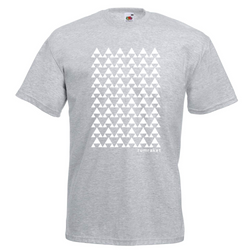 Efterklang Rumraket Heather Grey T-Shirt- Bingo Merch Official Merchandise Shop Official