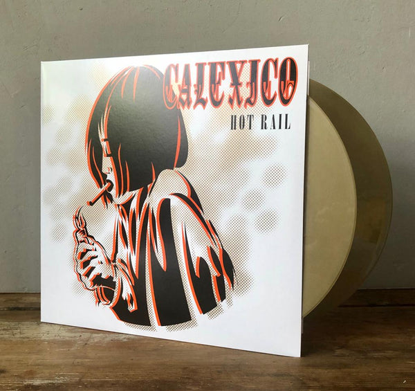 Hot Rail Limited Edition Gold 2xLP