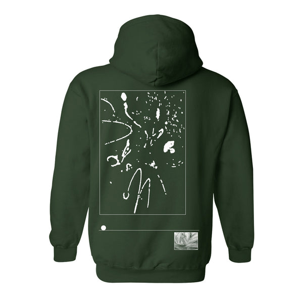 Twin Peaks Abstract Art Hoodie Hoodie- Bingo Merch Official Merchandise Shop Official