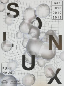 Son Lux Berlin Funkhaus Poster Poster- Bingo Merch Official Merchandise Shop Official