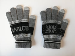 Wilco Knit Gloves Other- Bingo Merch Official Merchandise Shop Official