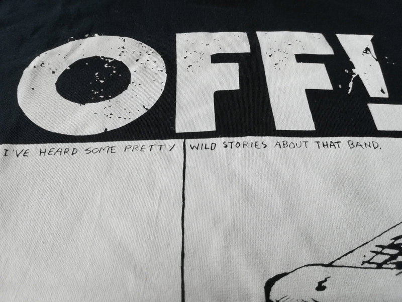 OFF! 1st EP T-Shirt- Bingo Merch Official Merchandise Shop Official
