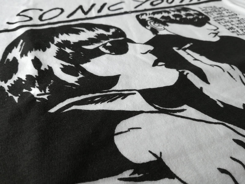 Sonic Youth Goo T-Shirt- Bingo Merch Official Merchandise Shop Official