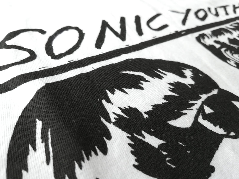 Sonic Youth Goo - girls T-Shirt- Bingo Merch Official Merchandise Shop Official