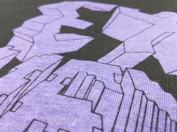 Ex Hex Purple Logo T-Shirt- Bingo Merch Official Merchandise Shop Official