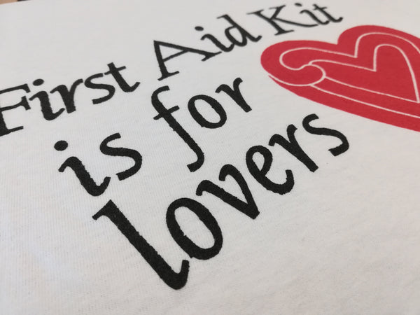 First Aid Kit Lovers T-shirt T shirt- Bingo Merch Official Merchandise Shop Official