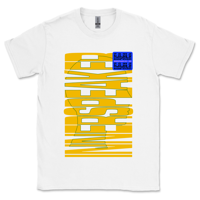 Inner Text / White T-Shirt