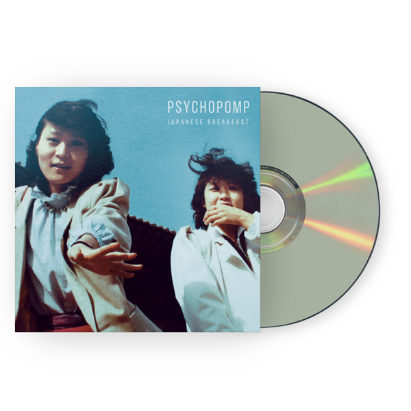 Japanese Breakfast Psychopomp CD CD- Bingo Merch Official Merchandise Shop Official
