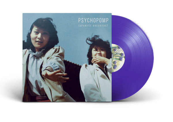 Japanese Breakfast Psychopomp Purple LP LP- Bingo Merch Official Merchandise Shop Official
