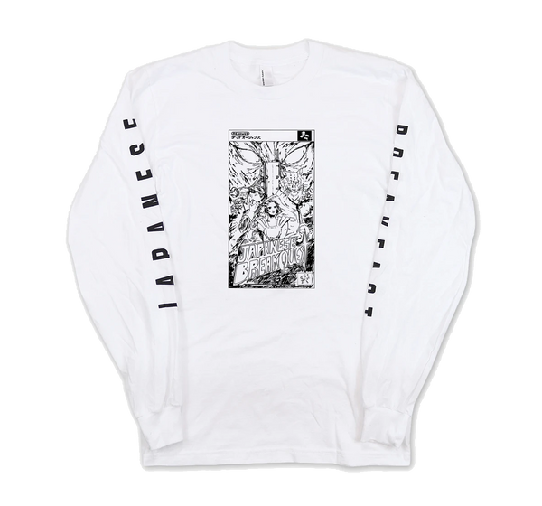 Japanese Breakfast Quest Longsleeve Longsleeve- Bingo Merch Official Merchandise Shop Official