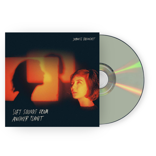 Japanese Breakfast Soft Sounds From Another Planet CD CD- Bingo Merch Official Merchandise Shop Official