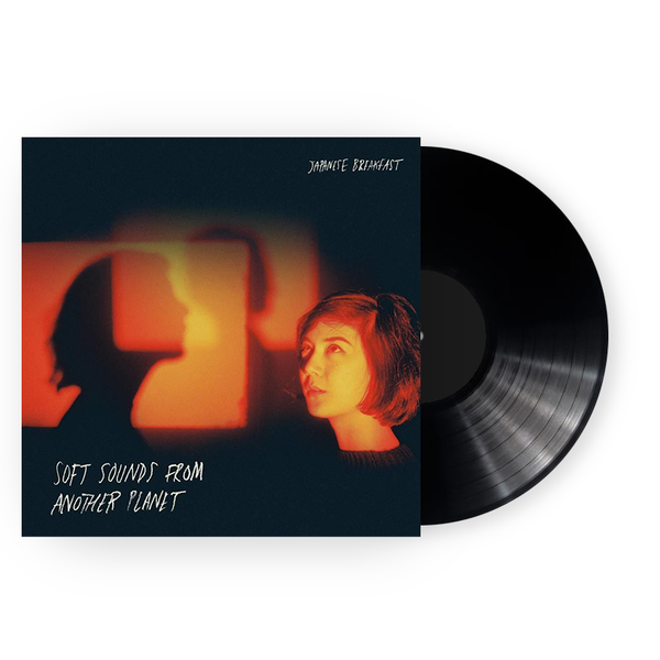 Japanese Breakfast Soft Sounds From Another Planet LP LP- Bingo Merch Official Merchandise Shop Official