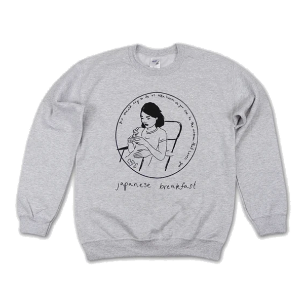 Japanese Breakfast The Woman That Loves You Sweatshirt - Bingo Merch Official Merchandise Shop Official