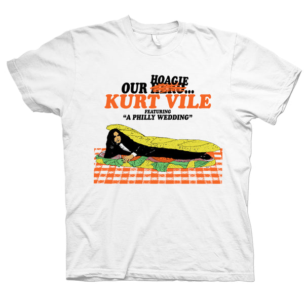 Kurt Vile Our Hoagie T-Shirt- Bingo Merch Official Merchandise Shop Official