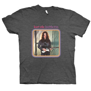 Kurt Vile Bottle It In T-shirt T-Shirt- Bingo Merch Official Merchandise Shop Official