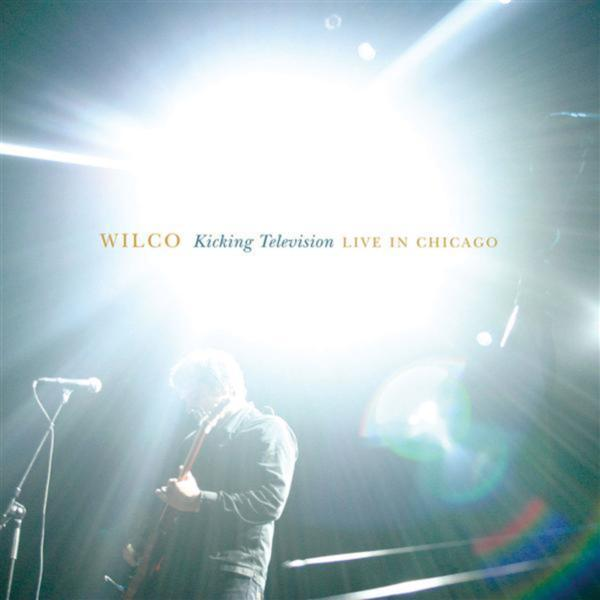 Wilco Kicking Television Live In Chicago CD CD- Bingo Merch Official Merchandise Shop Official