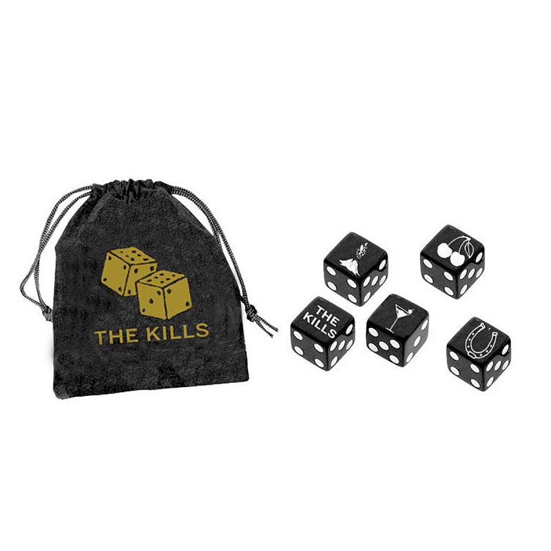 Ash And Ice Dice Set