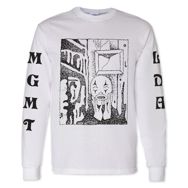 MGMT Little Dark Age - Longsleeve Longsleeve- Bingo Merch Official Merchandise Shop Official