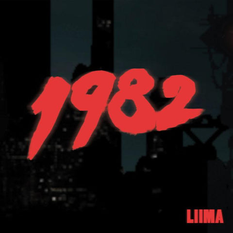 Liima 1982 LP LP- Bingo Merch Official Merchandise Shop Official