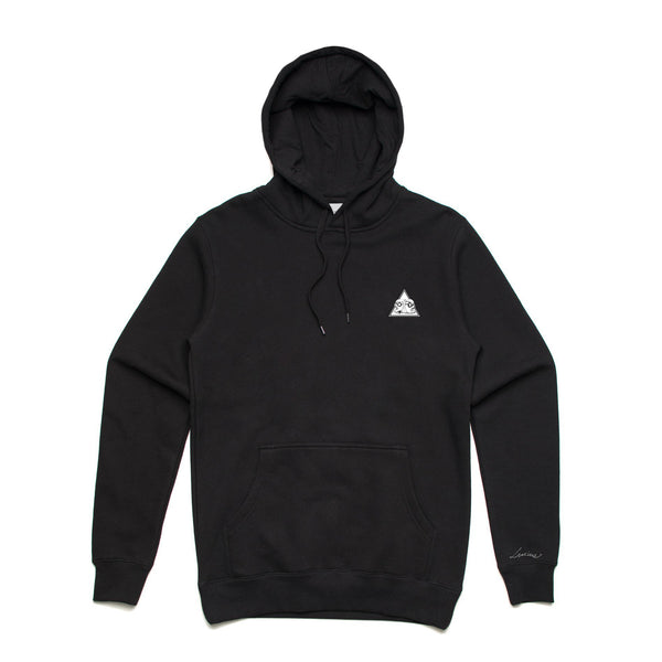 Lucius Prism Patch Embroidered Pullover Sweatshirt Hoodie- Bingo Merch Official Merchandise Shop Official