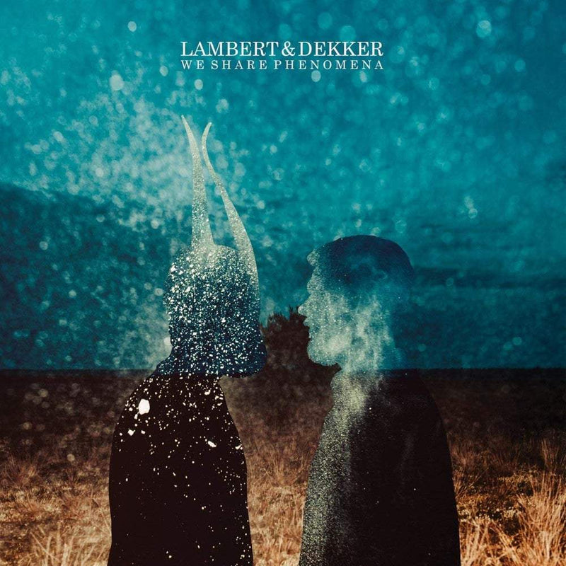 Lambert Lambert & Dekker - We Share Phenomena LP LP- Bingo Merch Official Merchandise Shop Official