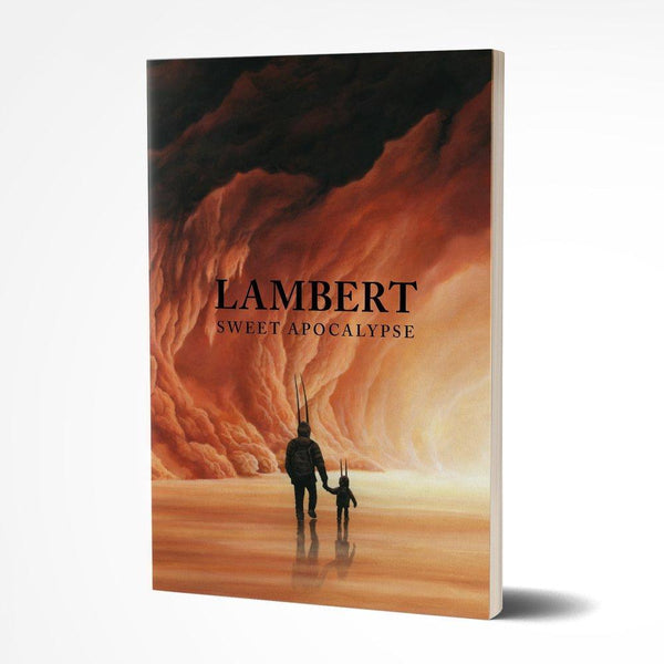 Lambert Sweet Apocalypse Sheet Book Book- Bingo Merch Official Merchandise Shop Official