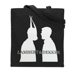 Lambert Lambert & Dekker Totebag Totebag- Bingo Merch Official Merchandise Shop Official