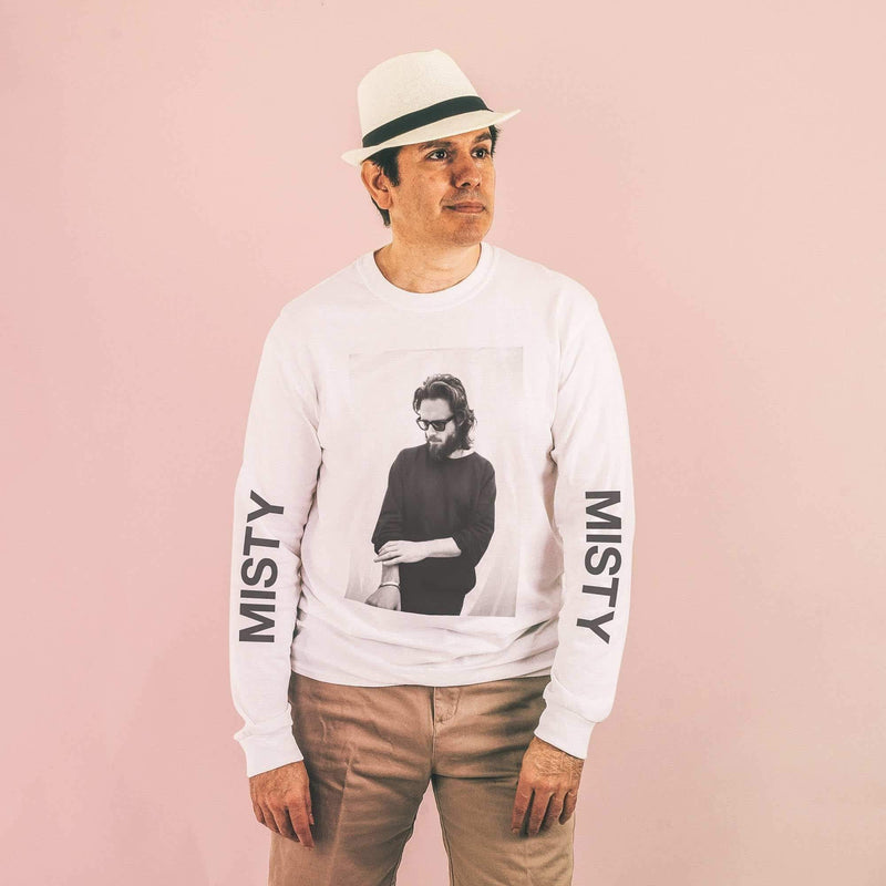 Father John Misty Misty Longsleeve Longsleeve- Bingo Merch Official Merchandise Shop Official