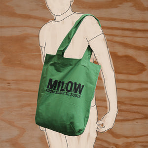 Milow From North To South Totebag Totebag- Bingo Merch Official Merchandise Shop Official