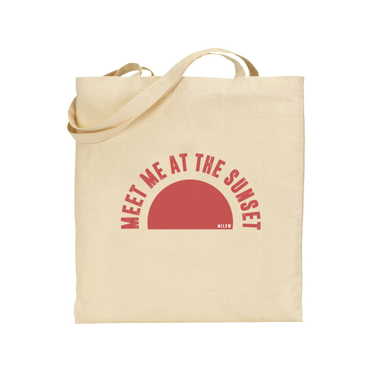 Sunset - tote bag