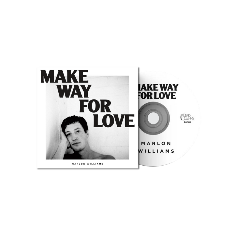Make Way For Love CD