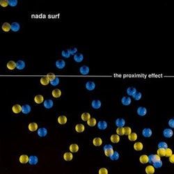 Nada Surf The Proximity Effect CD CD- Bingo Merch Official Merchandise Shop Official